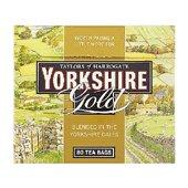 Yorkshire tea, Gold label teabags 80 pack