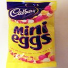 Cadbury's Mini Eggs, Easter, 100g Chocolate filling, UK