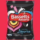 Bassett's Liquorice allsorts 215g direct from the UK !!