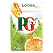 PG tip loose tea 250g