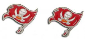 Buccaneers Studded Earrings