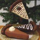 Bakery Pie Slices faux food epattern