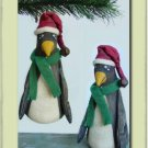 Penguin Ornaments ePattern