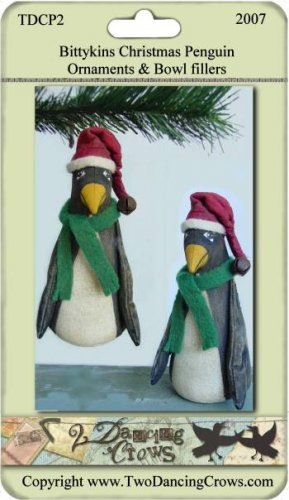 Penguin Ornaments ePattern