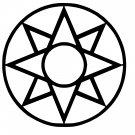 Indian Hope Symbol Sticker Native American Car Laptop Wall Window Mailbox