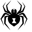 Spider Vinyl Decal Sticker Design #10 Car Window Wall Laptop iPhone Bumper Weatherproof Web