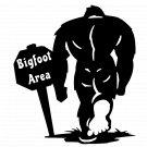 Bigfoot Design #4 Vinyl Decal Stickers Car Window Laptop iPhone Wall Sasquatch Yeti Humanoid Ape