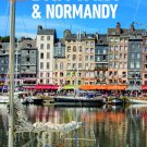 TRAVEL GUIDE BOOK FRANCE The Rough Guide to Brittany & Normandy Paperback