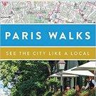 TRAVEL GUIDE BOOK FRANCE Moon Paris Walks Paperback