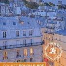 TRAVEL GUIDE BOOK FRANCE Pocket Rough Guide Paris Paperback