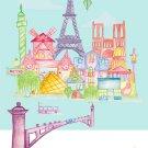 TRAVEL GUIDE BOOK FRANCE Fodor's Inside Paris (Full-color Travel Guide) Paperback