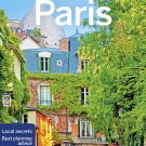 TRAVEL GUIDE BOOK FRANCE Lonely Planet Paris 12 (City Guide) Paperback