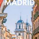 TRAVEL GUIDE BOOK SPAIN Fodor's Madrid: with Seville and Granada Paperback