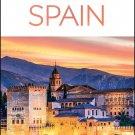 TRAVEL GUIDE BOOK SPAIN DK Eyewitness Spain (Travel Guide) Paperback