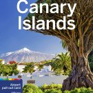 TRAVEL GUIDE BOOK SPAIN Lonely Planet Canary Islands 7 (Regional Guide) Paperback