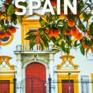 TRAVEL GUIDE BOOK SPAIN Frommer's Spain (Complete Guides) Paperback