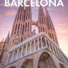 TRAVEL GUIDE BOOK SPAIN Fodor's Barcelona: with highlights of Catalonia Paperback