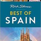 TRAVEL GUIDE BOOK SPAIN Rick Steves Best of Spain Paperback