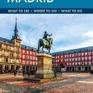 TRAVEL GUIDE BOOK SPAIN Fodor's Madrid 25 Best (Full-color Travel Guide (7) Paperback