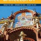 TRAVEL GUIDE BOOK SPAIN Fodor's Barcelona 25 Best (Full-color Travel Guide) Paperback