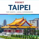 TRAVEL GUIDE BOOK TAIWAN  Lonely Planet Pocket Taipei 2 Paperback