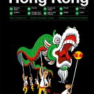 TRAVEL GUIDE BOOK HONG KONG The Monocle Travel Guide to Hong Kong (Updated Version) Hardcover