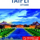 TRAVEL GUIDE BOOK TAIWAN Insight Guides City Guide Taipei Paperback