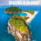 TRAVEL GUIDE BOOK THAILAND The Rough Guide to Thailand's Beaches and Islands Paperback