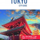 TRAVEL GUIDE BOOK JAPAN Insight Guides City Guide Tokyo (Travel Guide with Free eBook) Paperback