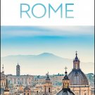 TRAVEL GUIDE BOOK ITALY DK Eyewitness Rome (Travel Guide) Paperback