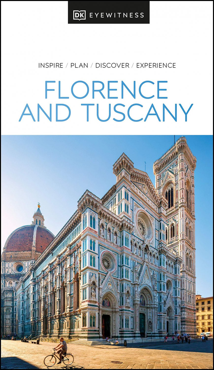 TRAVEL GUIDE BOOK ITALY DK Eyewitness Florence and Tuscany (Travel Guide) Paperback