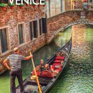 TRAVEL GUIDE BOOK ITALY Fodor's Venice 25 Best (Full-color Travel Guide) Paperback