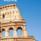TRAVEL GUIDE BOOK ITALY Fodor's Rome 25 Best 2021 (Full-color Travel Guide) Paperback