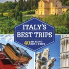 TRAVEL GUIDE BOOK ITALY Lonely Planet Italy's Best Trips 3 (Trips Country) Paperback