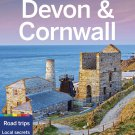 TRAVEL GUIDE BOOK ENGLAND Lonely Planet Devon & Cornwall 5 (Regional Guide) Paperback