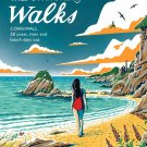 TRAVEL GUIDE BOOK ENGLAND Wild Swimming Walks Cornwall: 28 Coast, Lake and River Days Out Paperback