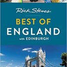 TRAVEL GUIDE BOOK GREAT BRITAIN Rick Steves Best of England: With Edinburgh Paperback