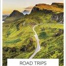 TRAVEL GUIDE BOOK GREAT BRITAIN DK Eyewitness Road Trips Great Britain Paperback