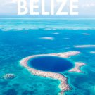 Fodor's Belize: With a Side Trip to Guatemala Paperback TRAVEL GUIDE BOOK BELIZE