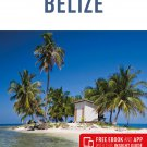 Insight Guides Belize (Travel Guide with Free eBook) Paperback TRAVEL GUIDE BOOK BELIZE