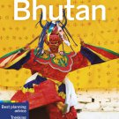 Lonely Planet Bhutan 7 (Country Guide) Paperback TRAVEL GUIDE BOOK Bhutan