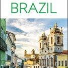 DK Eyewitness Brazil (Travel Guide) Paperback TRAVEL GUIDE BOOK BRAZIL