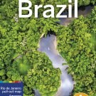 Lonely Planet Brazil 11 (Country Guide) Paperback TRAVEL GUIDE BOOK BRAZIL