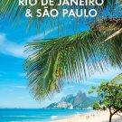 Fodor's Rio de Janeiro & Sao Paulo (Travel Guide) Paperback TRAVEL GUIDE BOOK BRAZIL