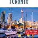 Insight Guides Explore Toronto Paperback TRAVEL GUIDE BOOK CANADA