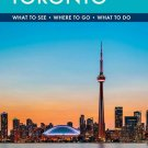 Fodor's Toronto 25 Best (Full-color Travel Guide) Paperback TRAVEL GUIDE BOOK CANADA