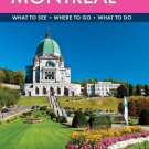 Fodor's Montreal 25 Best (Full-color Travel Guide) Paperback TRAVEL GUIDE BOOK CANADA
