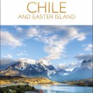 DK Eyewitness Chile and Easter Island PaperbackTRAVEL GUIDE BOOK CHILE