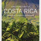 Lonely Planet Best of Costa Rica 3 (Best of Country) Paperback TRAVEL GUIDE BOOK COSTA RICA