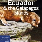 Lonely Planet Ecuador & the Galapagos Islands 11 (Country Guide) Paperback TRAVEL GUIDE BOOK Ecuador